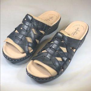 (p250) Clarks Collection Women's Sandals 10W